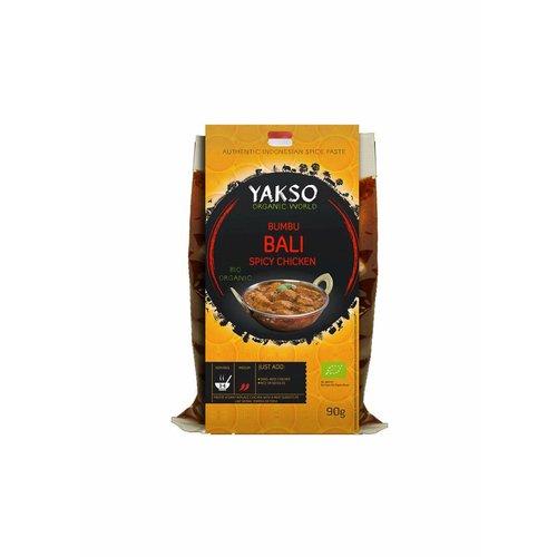 Yakso Bumbu Bali (Spicy Chicken) Biologisch
