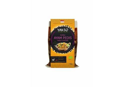 Yakso Bumbu Ayam Pedis (Tangy Chicken) Biologisch