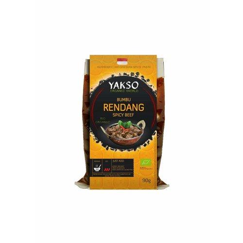 Yakso Bumbu Rendang (Spicy Beef) Biologisch