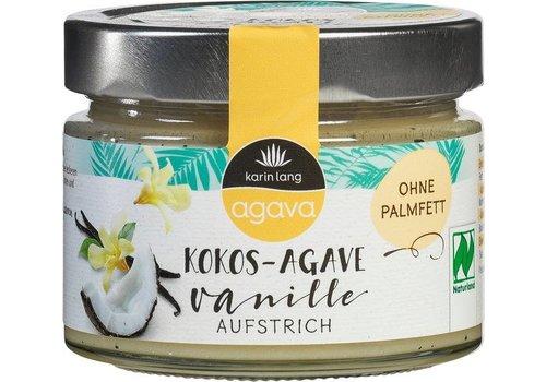 Karin Lang Kokos Agave Spread Vanille Biologisch