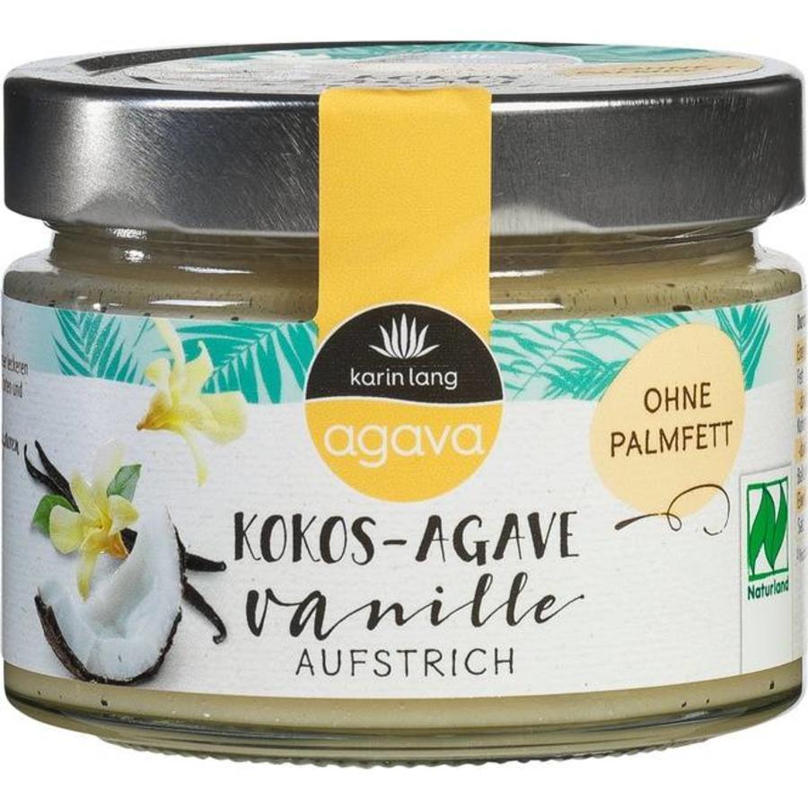 Kokos Agave Spread Vanille Biologisch