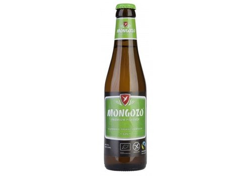 Mongozo Premium Pilsener Biologisch
