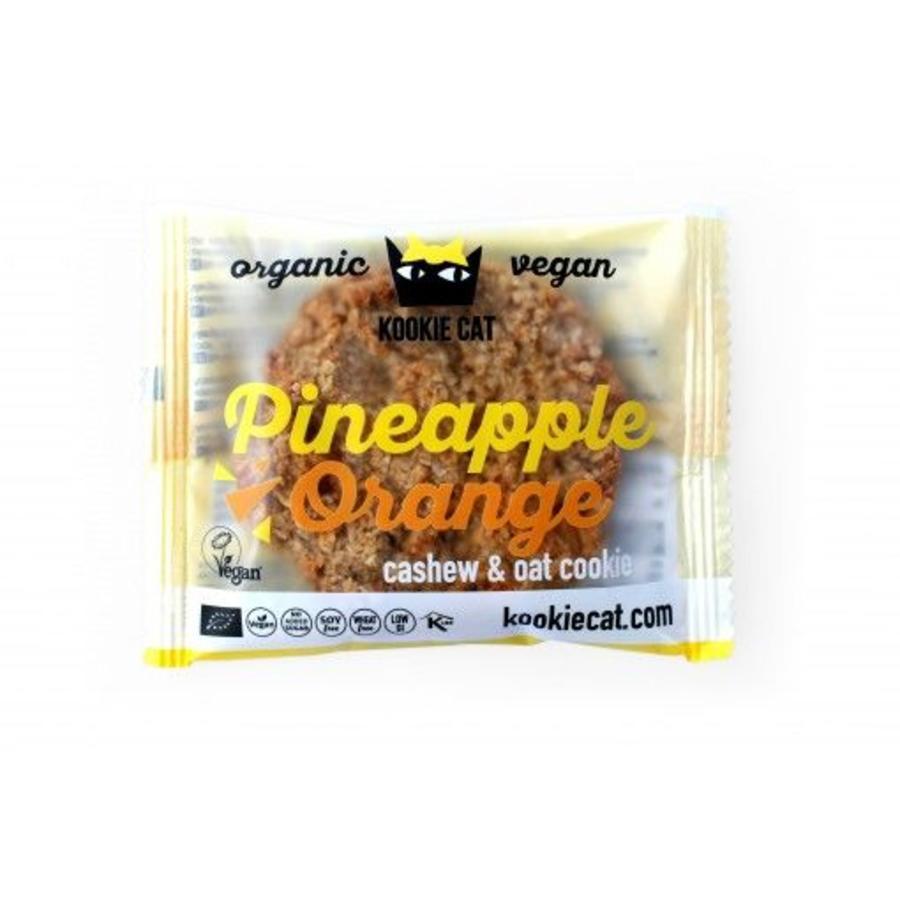 Pineapple Orange Cookie Biologisch