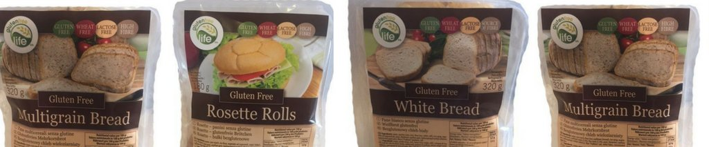 Balviten brood vervangen door het brood van Gluten Free Life
