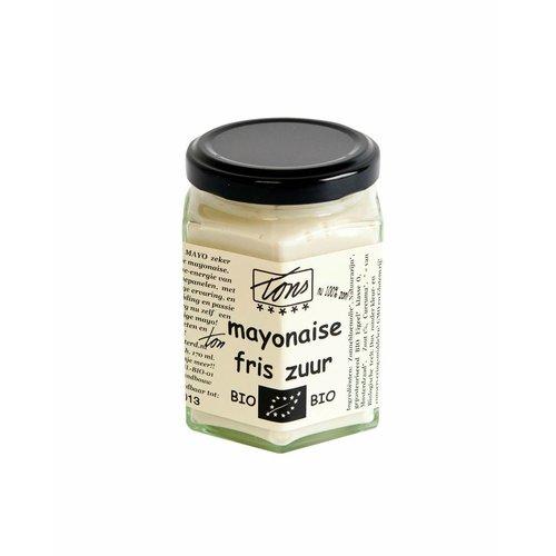 "Tons Mayonaise ""Fris Zuur"" Biologisch"