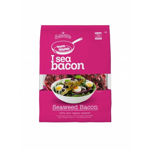 Seamore Zeewier Bacon Biologisch
