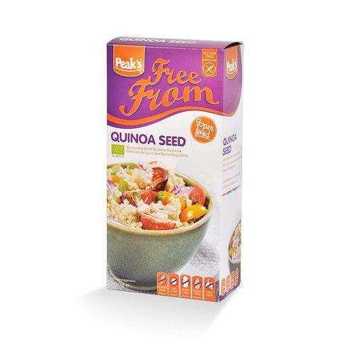 Peak's Free From Quinoa Seed (THT 1-1-2019)
