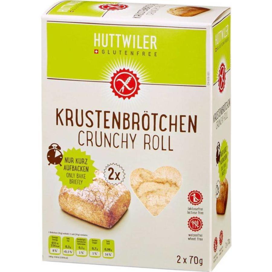 Crunchy Broodjes (THT 6-10-2018)