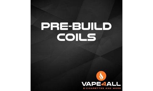 Pre-Build Coils