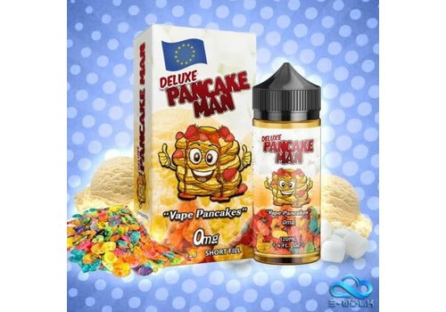 Breakfast Classics Pancake Man Deluxe 100ml