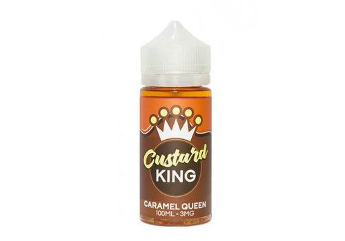 Custard King Caramel Queen 100ml