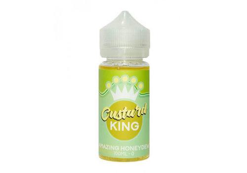 Custard King Amazing Honeydew 100ml