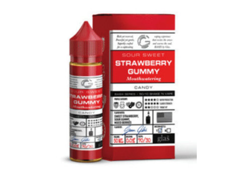 Glas Strawberry Gummy 50ml