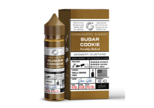 Glas Sugar Cookie 50ml
