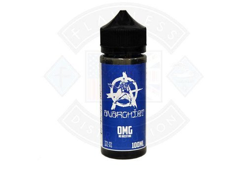 Anarchist Blue 100ml