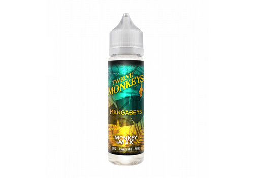 Twelve Monkeys Mangabeys 50ml