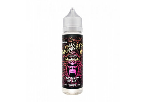 Twelve Monkeys Harambae 50ml