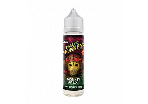 Twelve Monkeys Hakuna 50ml