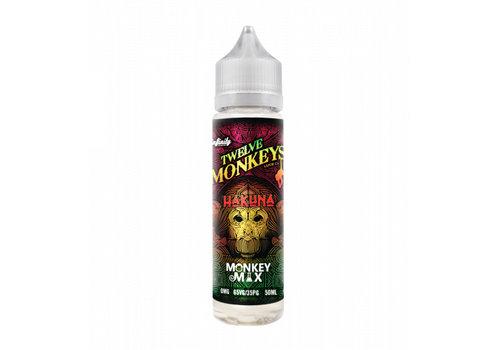 Twelve Monkeys Hakuna 50ml