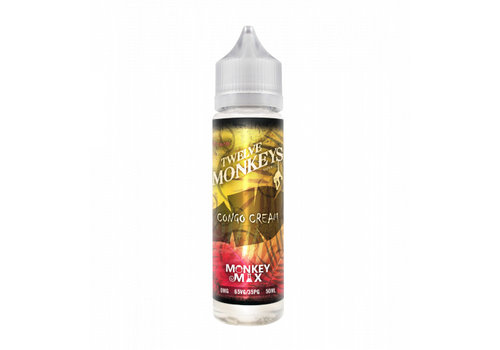 Twelve Monkeys Congo Cream 50ml