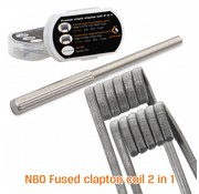 N80 Fused Claption Coil 2 in 1