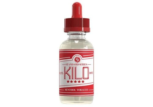 Kilo Menthol Tobacco 50ml