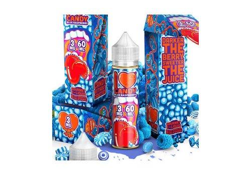 Mad Hatters Juice Blue Raspberry 50ml