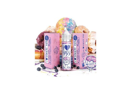 Mad Hatters Juice I Love Donuts Too 50ml