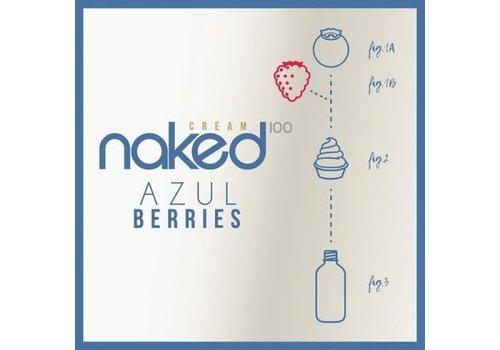 Naked 100 Azul Berries 50ml