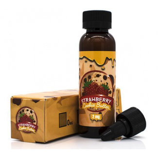 Strawberry Cookie Butter 100ml