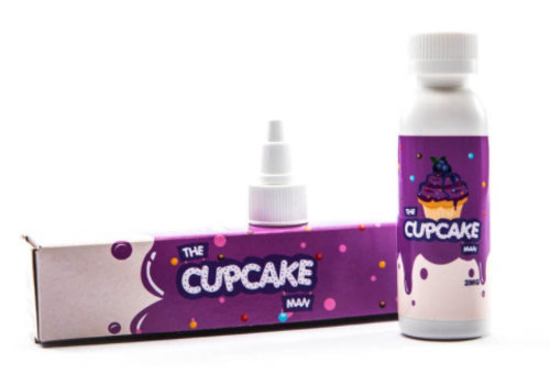 Vapor Treats The Cupcake Man | Blueberry 100ml
