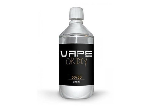 Vape Or Diy Base 50PG/50VG 1Liter