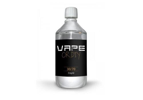Vape Or Diy Base 30PG/70VG 1Liter
