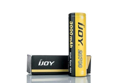 Ijoy 20700 40A 3000mAh Flattop Batterij