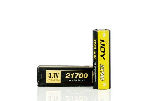 Ijoy 21700 40A 3750mAh Flattop Batterij