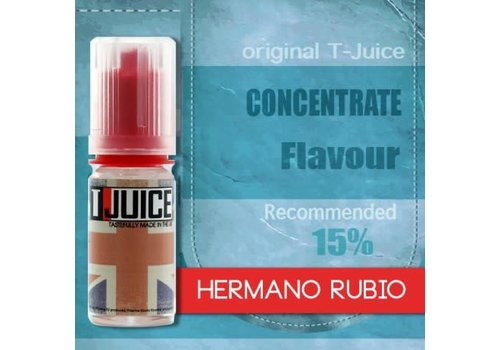T-Juice Hermano Rubio
