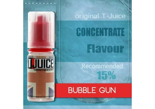 T-Juice Bubble Gun