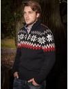 ® Pullover Myking, Schwarz