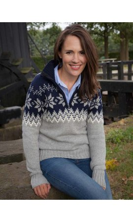 Dale of Norway Dale of Norway ® Myking Sweater, dark blue / gray