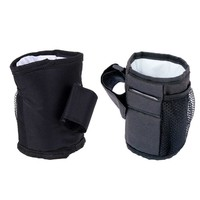Bottle holder, small size, to attach to walk assist or wheelchair