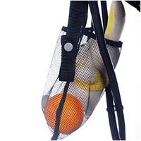 shopping net for a rollator or wheelchair