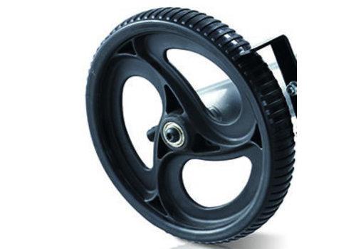 Mobinova Rollator Compact wheel