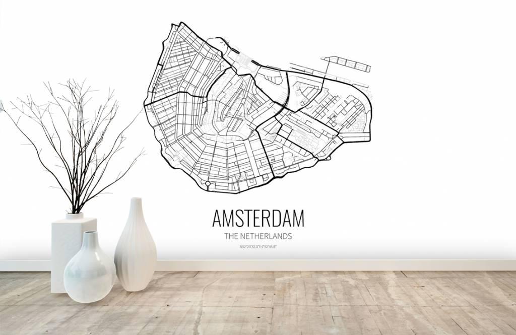 by SJOERD Kaart amsterdam