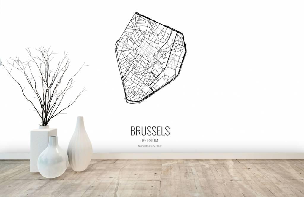by SJOERD Kaart Brussel