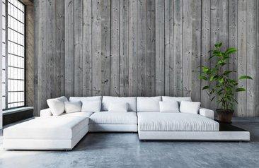 Steigerhout Behang Slaapkamer : Hout behang online kopen zoals sloophout en steigerhout behang