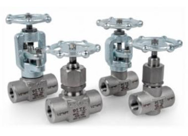 Instrument ball & globe valves