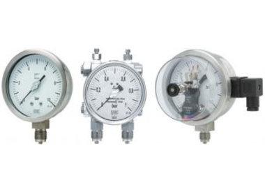 Manometers / Pressure Gauges