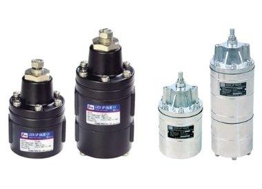 Lock-up valves