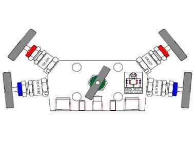 5-Way Manifolds