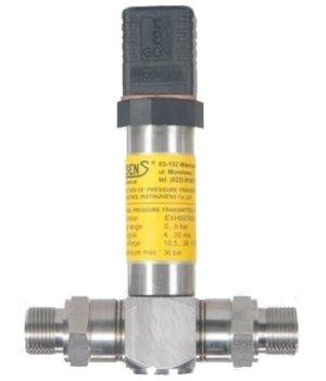 Differential pressure transmmitter model AS-dP
